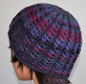 Free Crochet Hat Patterns With Chunky Yarn : crochet with cotton thread patterns Car Tuning