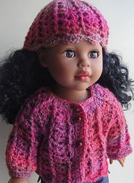 AMERICAN CROCHET DOLL PATTERN « CROCHET FREE PATTERNS