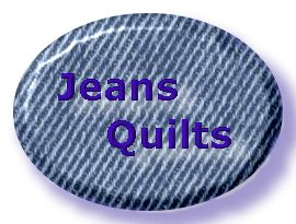 Blue Jeans Quilts Easy Denim Quilts Made From Recycled